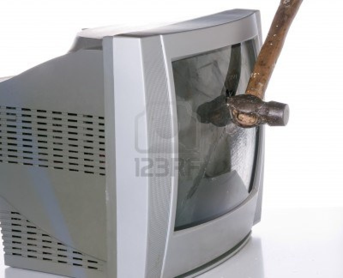 hammer in tv