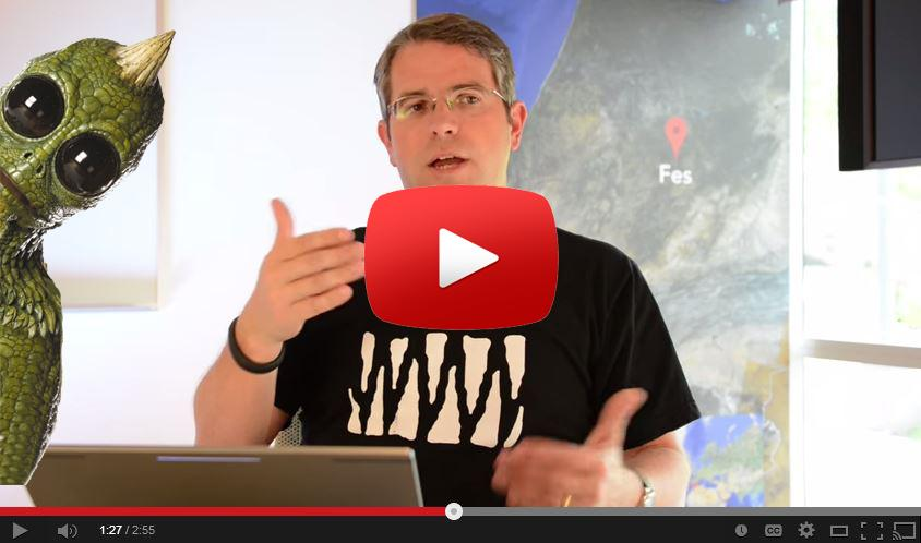 matt cutts alien