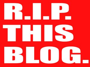 rest in peace blog