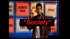 society billy madison