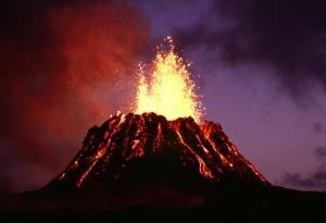 volcano boom